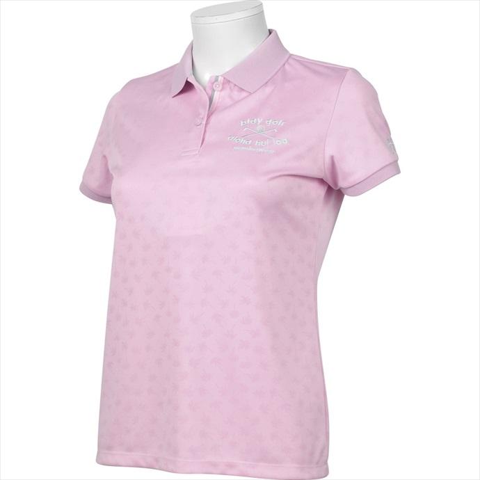 半袖シャツ Munsingwear(マンシングウェア) レディース MGWNJA03 2002 スポーツ ポロシャツ ゴルフ ウェア
