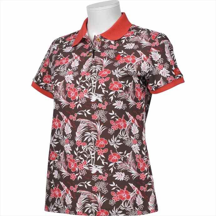 《送料無料》半袖シャツ Munsingwear(マンシングウェア) レディース MGWNJA11 2002 スポーツ ポロシャツ ゴルフ ウェア