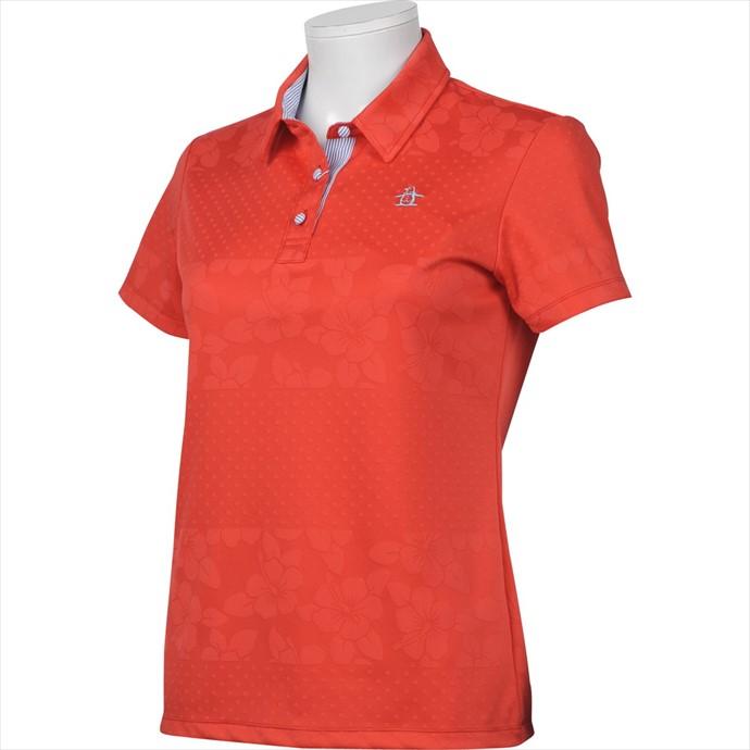 《送料無料》半袖シャツ Munsingwear(マンシングウェア) レディース MGWNJA13 2002 スポーツ ポロシャツ ゴルフ ウェア