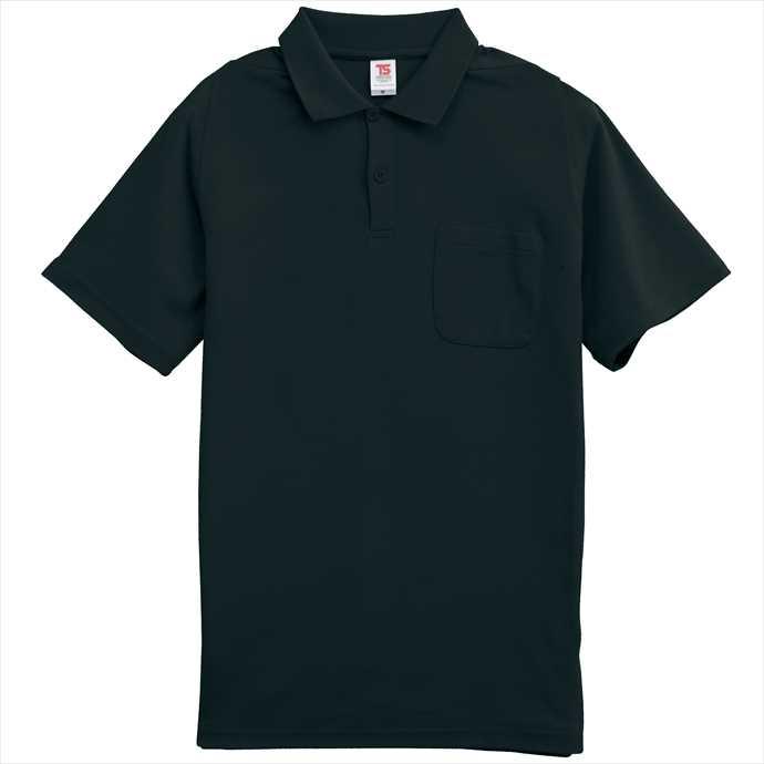 ■TS DESIGNのウェア TS DESIGN TSデザイン 半袖ポロシャツ 1065 作業服 2002 ブラック 大人気! マーケティング ユニフォーム 藤和