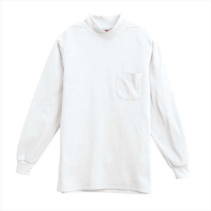 ■TS DESIGNのウェア TS セール 期間限定 DESIGN TSデザイン ハイネック 藤和 作業服 ホワイト 2002 ユニフォーム 1085