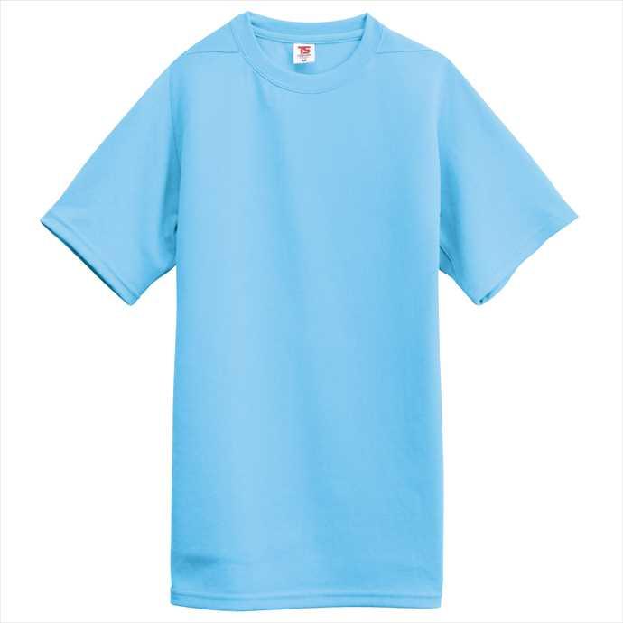 ■TS DESIGNのウェア TS DESIGN TSデザイン Tシャツ ポケットナシ 藤和 作業服 卓越 ユニフォーム サックス 信憑 2002 2045