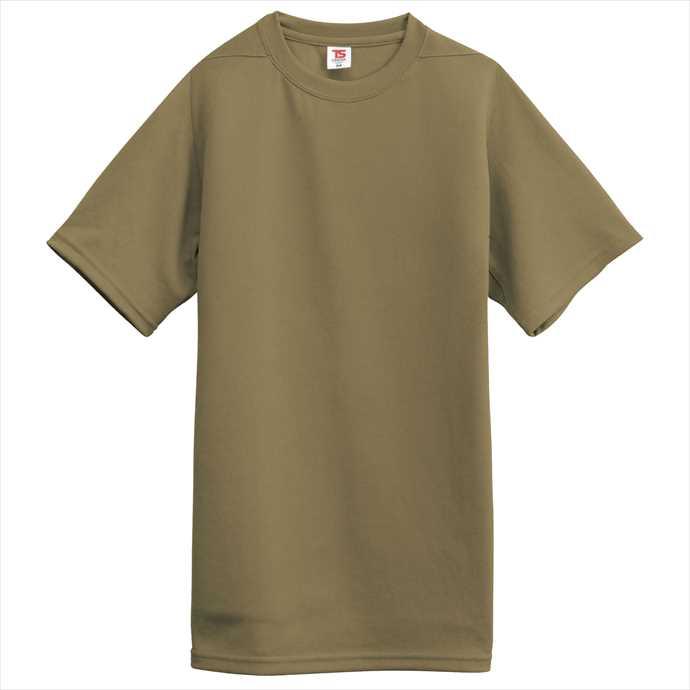 数量限定 ■TS DESIGNのウェア TS DESIGN TSデザイン Tシャツ ポケットナシ 藤和 2002 作業服 ユニフォーム 2045 ブラウン オーバーのアイテム取扱☆