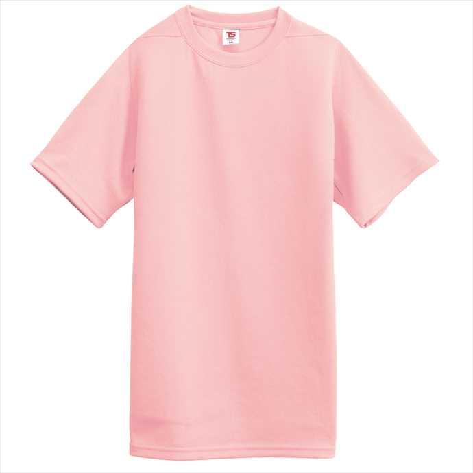 ■TS DESIGNのウェア TS DESIGN TSデザイン Tシャツ ポケットナシ アウトレット☆送料無料 藤和 大人気 2045 ピンク ユニフォーム 作業服 2002