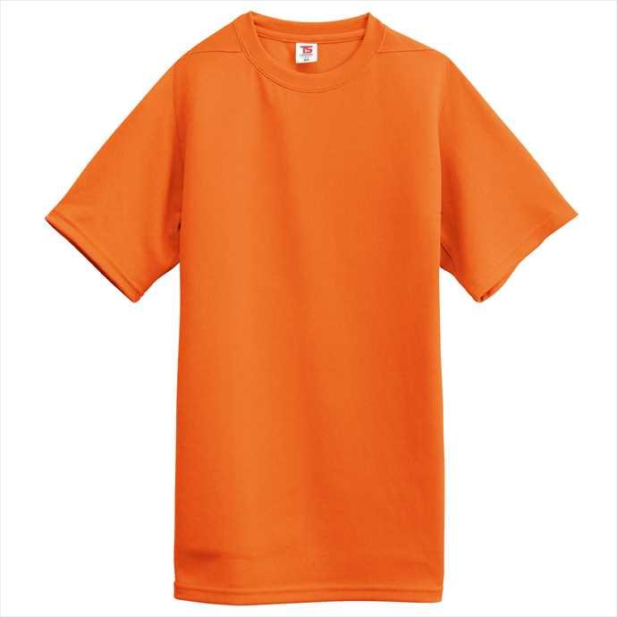 ■TS DESIGNのウェア TS DESIGN 発売モデル TSデザイン Tシャツ ポケットナシ 激安通販 オレンジ 藤和 ユニフォーム 2045 2002 作業服