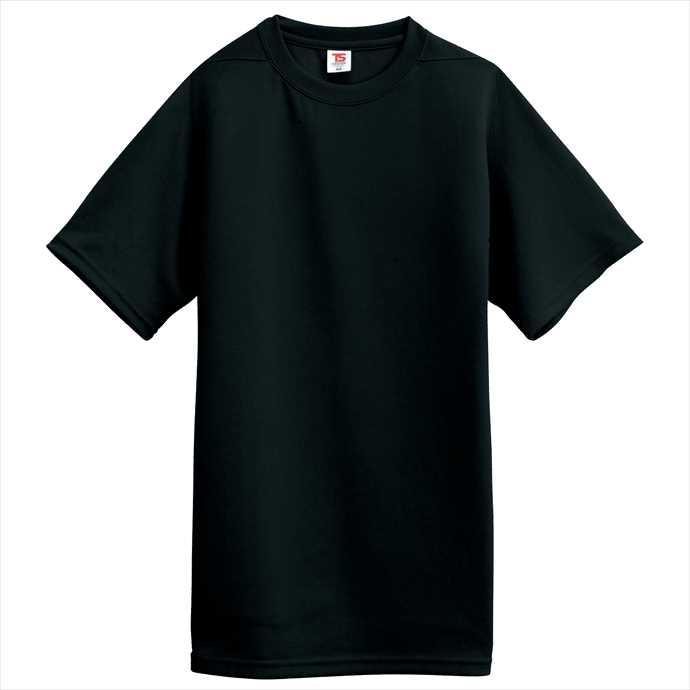 ■TS 価格 DESIGNのウェア TS DESIGN TSデザイン Tシャツ ポケットナシ 豊富な品 2045 2002 ユニフォーム 藤和 ブラック 作業服