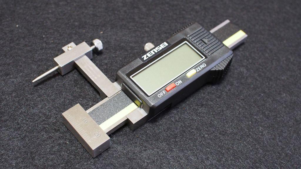 デジタルダンチノギス(フラットタイプ)ZS-10D