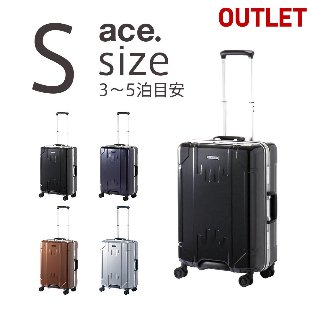 アウトレット フレームタイプ 50リットル スーツケース キャリーバッグ World Traveler ワールドトラベラー アウトレット トゥルム フレームタイプ 3~4泊程度の旅行に 50リットル AE-06412 エース ACE, トオス通販:a091f437 --- sunward.msk.ru