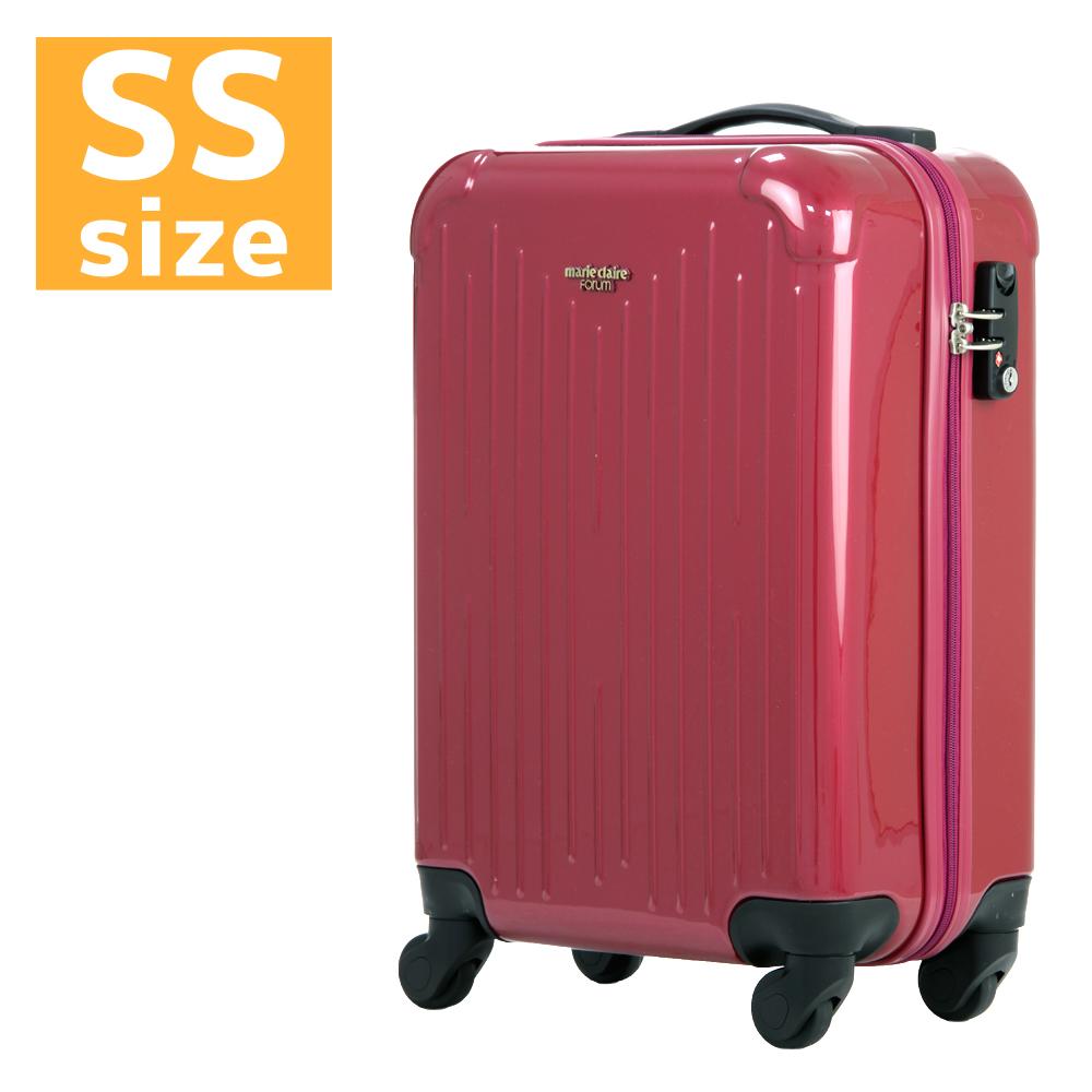 アウトレット スーツケース キャリーケース キャリーバッグ キャリーバッグ キャリー 旅行鞄 キャリーケース 小型 SSサイズ エース マリクレール AE-05496 【02P29Aug16】