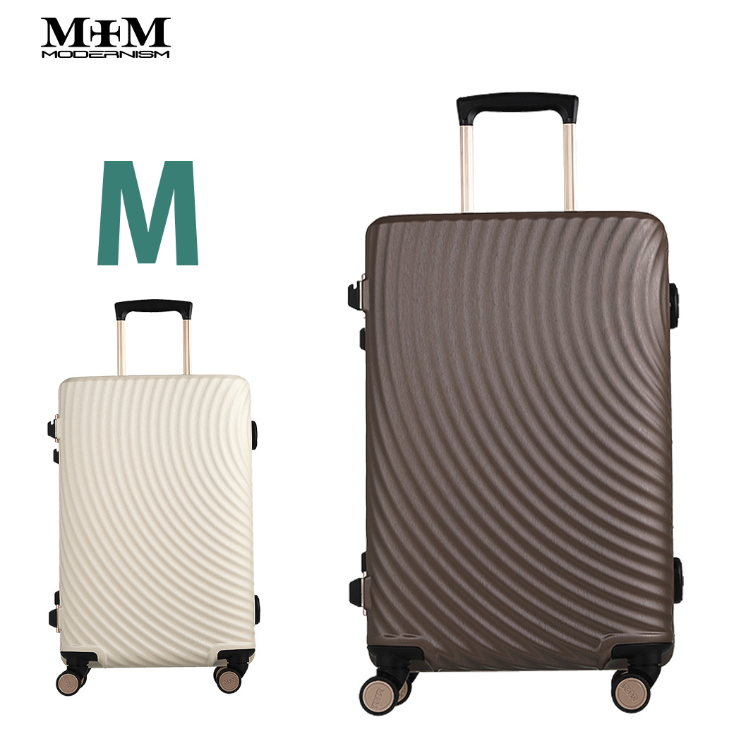 スーツケース キャリーケース キャリーバッグ Mサイズ 5~7泊 ダイヤル TSAロック MODERNISM モダニズム 【M1004-F60】