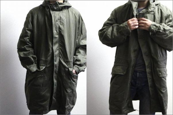 法国军事 M64 mods 大衣皮大衣用 < 班轮大小差异 > 军队军事死股票