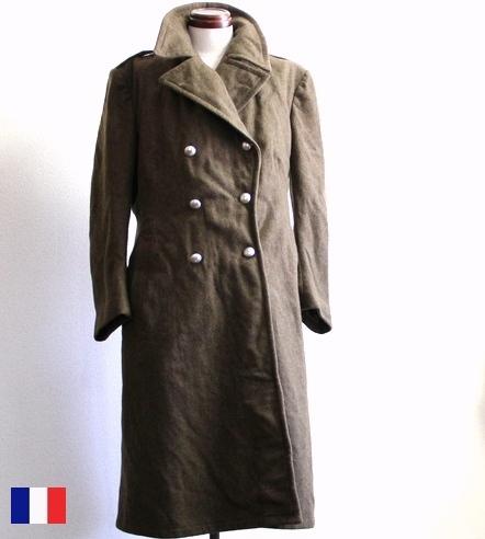 Mens Wool Military Trench Coat Han Coats
