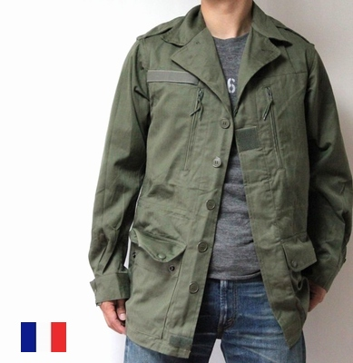 France army F1   shirt jacket mens Army Air Force   military   brand new  deadstock military jacket bb8f5332957
