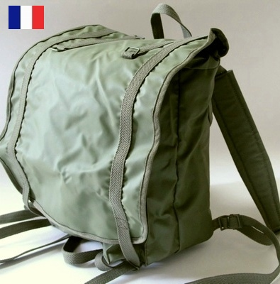 e773535aa950 France army F1 waterproof backpack olive   brand new army bag and military  dead stock
