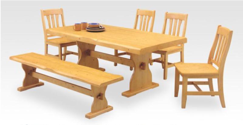 ダイニング6点セット 天板浮造り仕様 北欧パイン材使用 人気のベンチチェアー+幅180cmダイニングテーブル+ダイニングチェアー×4脚セット ダイニングセット食卓セット食卓6点セットダイニングテーブルセット7人掛け用7人用 ナチュラル