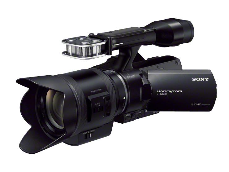 【新品/取寄品/代引不可】レンズ交換式デジタルHDビデオカメラレコーダー ハンディカム NEX-VG30H