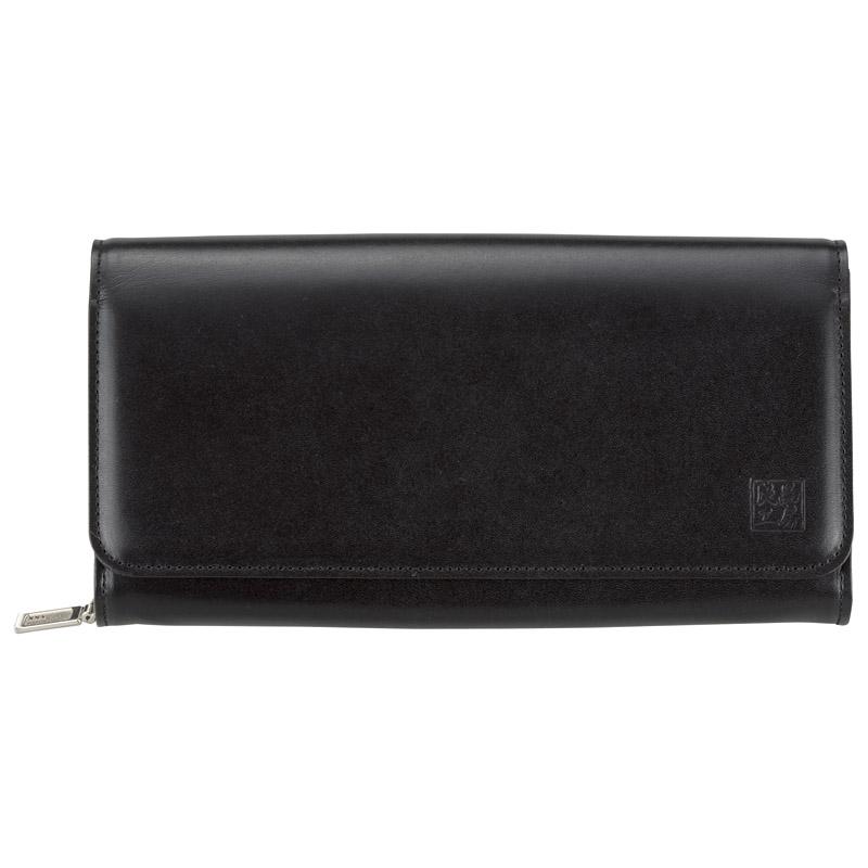 【新品/取寄品】【特選商品】良品工房 日本製牛革ジャバラ財布 K18-243