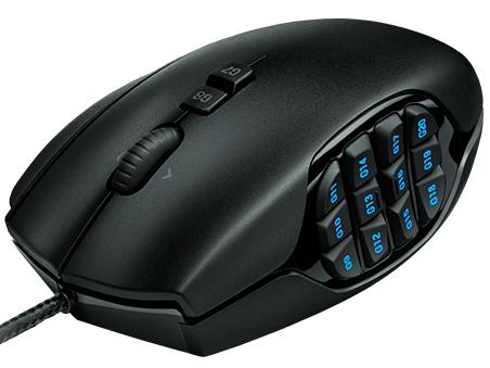 【新品/取寄品】MMO Gaming Mouse G600 G600t