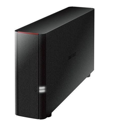 【新品/取寄品/代引不可】LinkStation for SOHO LS210DNBシリーズ SOHO向け1ドライブNAS 2TB LS210DN0201B