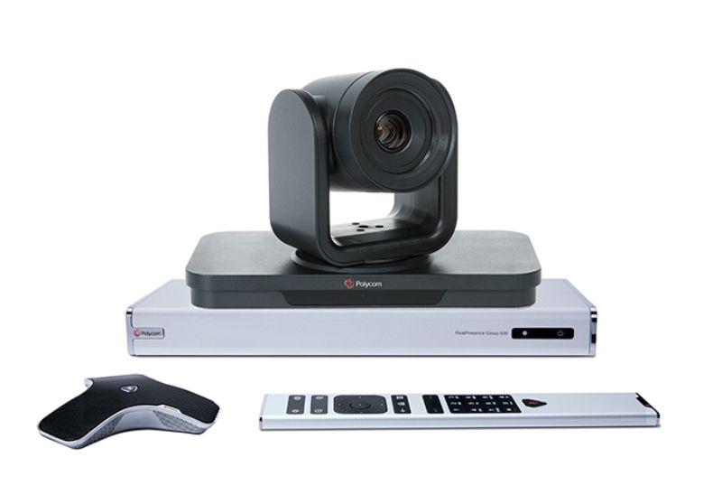【新品/取寄品/代引不可】RealPresence Group 500-720 EagleEye IV-4xカメラモデル PPRPG-500HDE4F