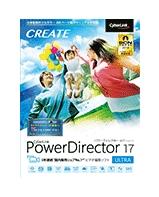 【新品/取寄品/代引不可】PowerDirector 17 Ultra アカデミック版 PDR17ULTAC-001