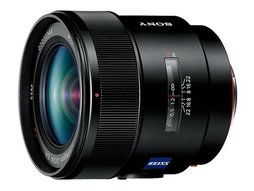 【新品/取寄品/代引不可】Distagon T* 24mm F2 ZA SSM SAL24F20Z
