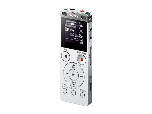 【新品/取寄品】ステレオICレコーダー ICD-UX560F-S シルバー