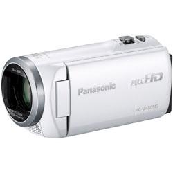 新品 取寄品 デジタルハイビジョンビデオカメラ HC-V480MS-W 大規模セール ホワイト おすすめ特集