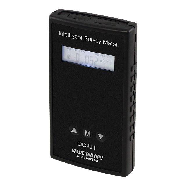 【新品/取寄品/代引不可】放射線測定器 ガイガーカウンター GC-U1