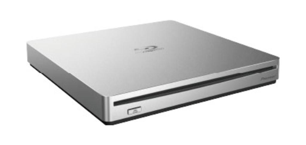 【新品/取寄品】Win Mac対応RoHS準拠 USB3.1外付ポータブルBDライター ソフト無モデル BDR-XS07JL