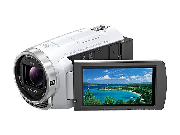 【新品/取寄品】デジタルHDビデオカメラレコーダー Handycam HDR-PJ680-W ホワイト