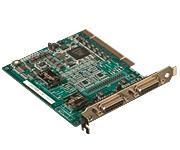 【新品/取寄品/代引不可】チャンネル間絶縁 1024バイトFIFO搭載 調歩同期RS485(422) 2CH PCI-466102P
