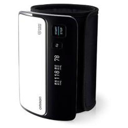 【新品/取寄品】オムロン 上腕式血圧計HEM-7600T-W ホワイト