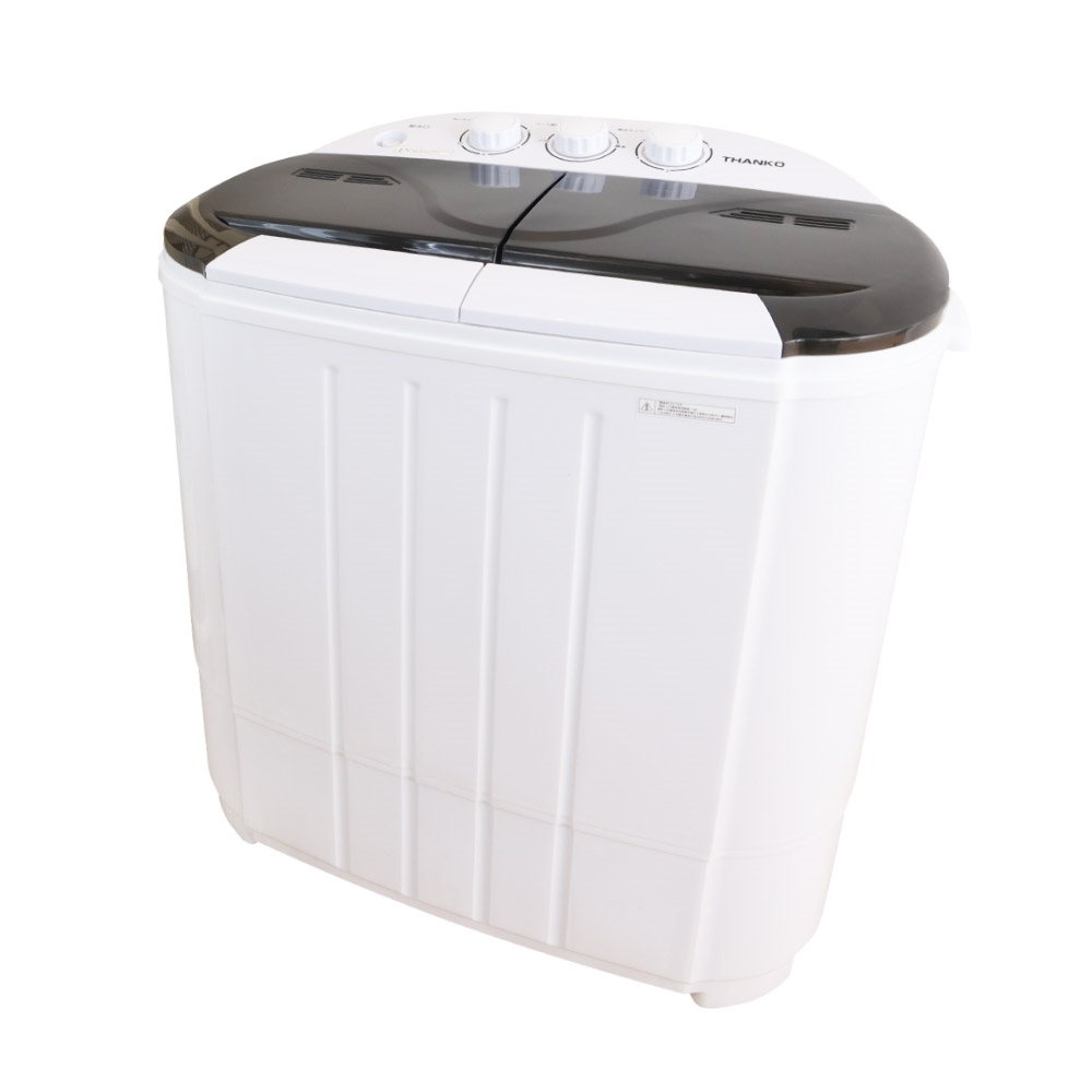 【新品/取寄品/代引不可】小型二槽式洗濯機「別洗いしま専科」3 STTWAMN3