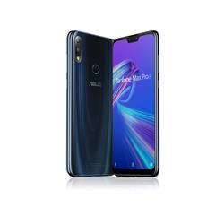 【新品/在庫あり】ZenFone Max Pro (M2) SIMフリー [ミッドナイトブルー] スマートフォン ZB631KL-BL64S4