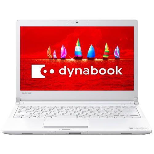 【新品/取寄品/代引不可】dynabook RX73 RX73/VWP PRX73VWPBJA プラチナホワイト