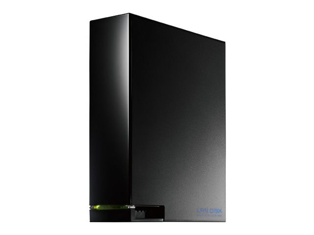 【新品/取寄品/代引不可】デュアルコアCPU搭載 ネットワーク接続ハードディスク(NAS) 2TB HDL-AA2