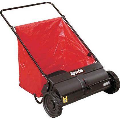 【新品/取寄品】キンボシ 《アグリファブ》手押し式 ガーデンスィーパー LS-660 芝生の校庭や、公園・庭の清掃作業に。
