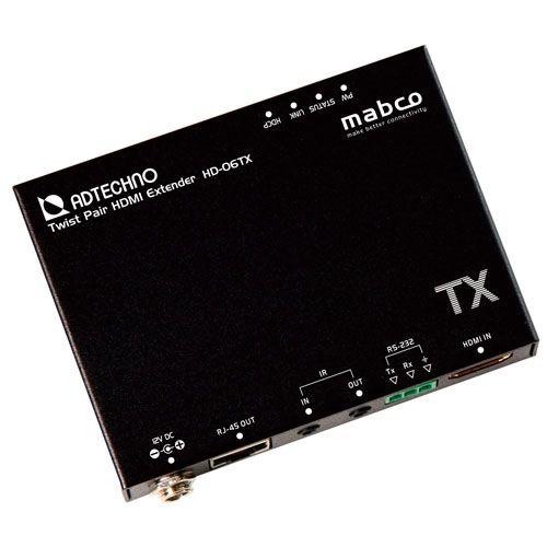 【新品/取寄品/代引不可】HDBaseT HDMIエクステンダー Tx 送信機 HD-06TX