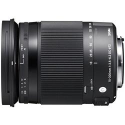【新品/取寄品】SIGMA 18-300mm F3.5-6.3 DC MACRO OS HSM [ニコン用]