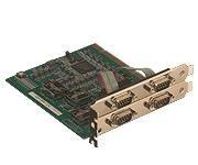 【新品/取寄品/代引不可】チャンネル間絶縁 1024バイトFIFO搭載 調歩同期RS232C 4CH PCI-466140P