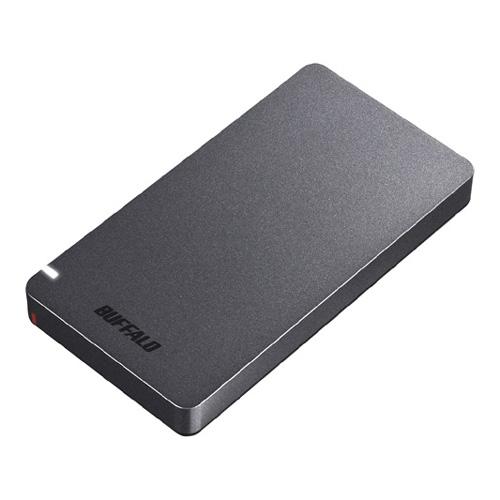 【新品/取寄品/代引不可】SSD-PGM960U3-B ブラック USB3.1(Gen2)ポータブルSSD 960GB