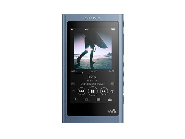 【新品/在庫あり】ウォークマン Aシリーズ 64GB ムーンリットブルー(ヘッドホン付属なし) NW-A57/L