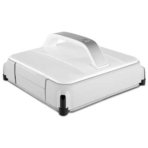 【新品/取寄品】ECOVACS 窓用ロボット掃除機 WINBOT W850 [クリアホワイト]