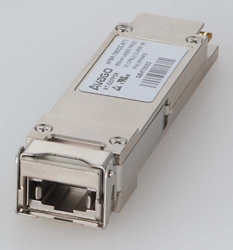 【新品/取寄品/】AT-QSFPSR (40GBASE-SR4 QSFP+transceiver module) 0792R