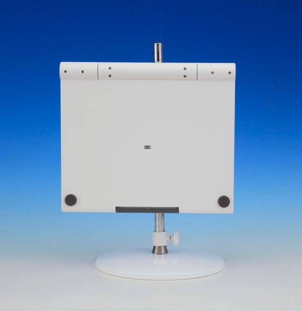 【新品/取寄品】東京セイル 卓上型スタンド付三面鏡 セイルミラー MX-360ZS (白)