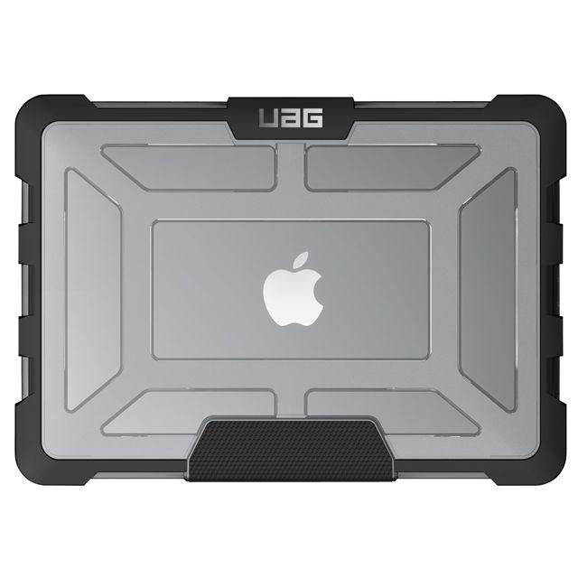 """【新品/取寄品/代引不可】URBAN ARMOR GEAR社製MacBookPro 13""""(第4世代)用ケース(アイス) UAG-MBP13-A1706-IC"""