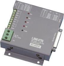 【新品/取寄品/代引不可】ワイド入力電源内蔵・信号絶縁インターフェースコンバータ RS-422RS-232C SI-20FA