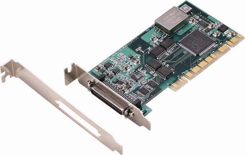 【新品/取寄品/代引不可】Low Profile PCI対応 絶縁型低価格高精度アナログ入出力ボード ADAI16-8/2(LPCI)L