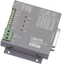 【新品/取寄品/代引不可】ワイド入力電源内蔵・信号絶縁インターフェースコンバータ RS-422/485RS-232C SI-30FA